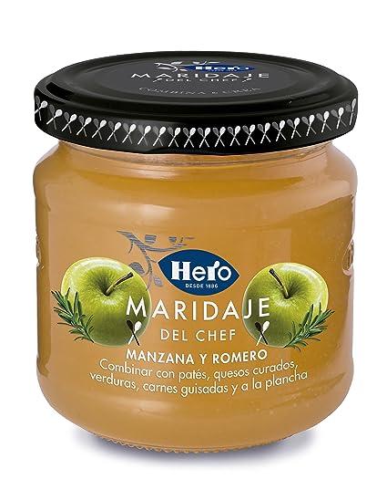 Hero Maridaje de Manzana y Romero - 215 gr