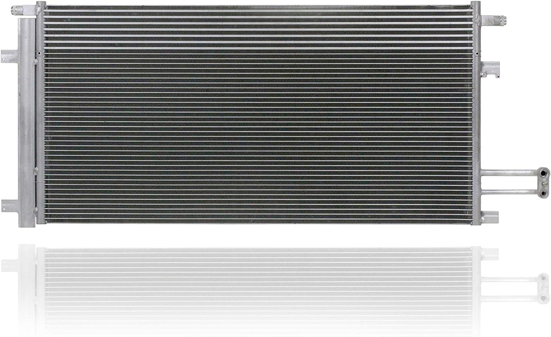 A//C Condenser OSC 4283