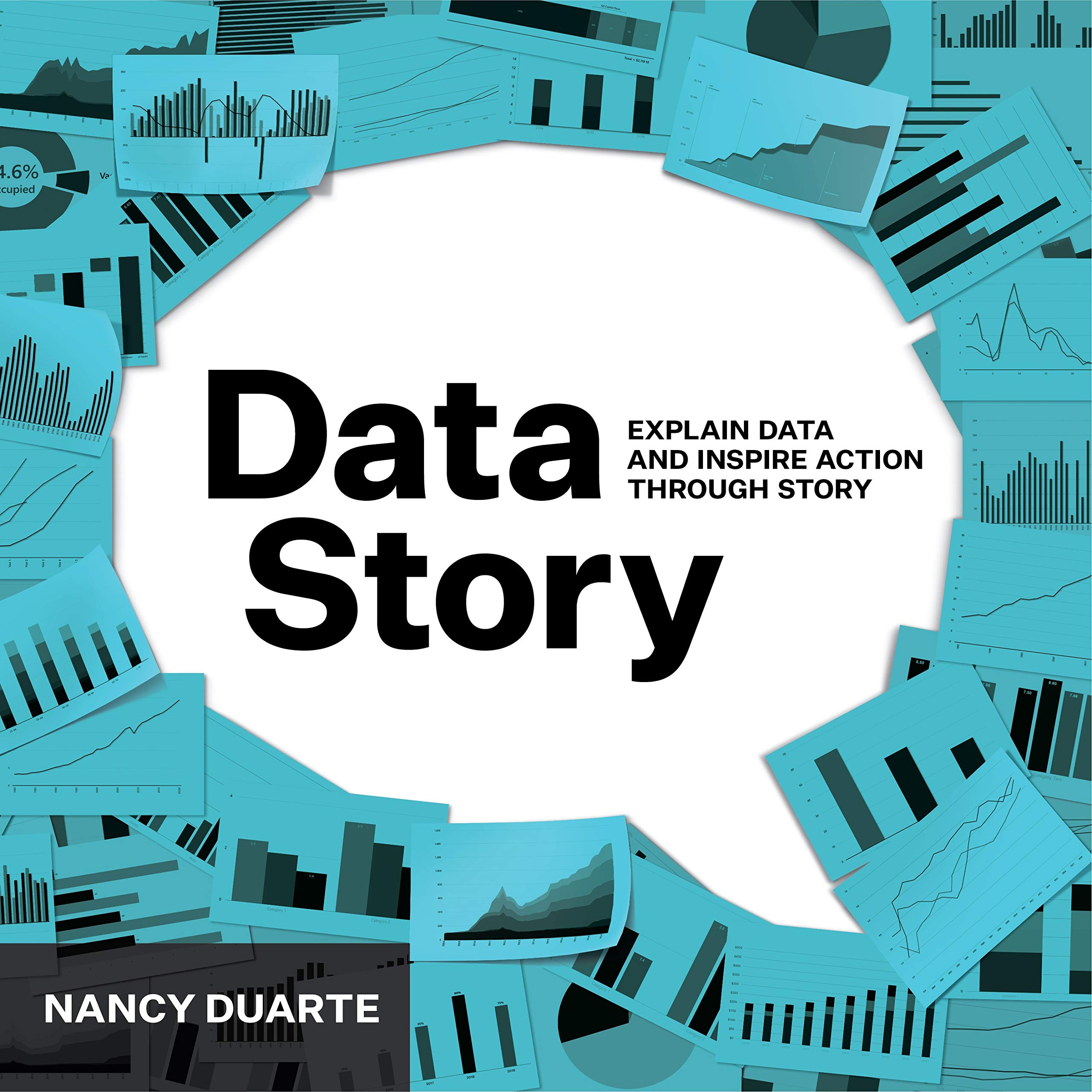 DataStory: Explain Data and Inspire Action Through Story by Ideapress Publishing