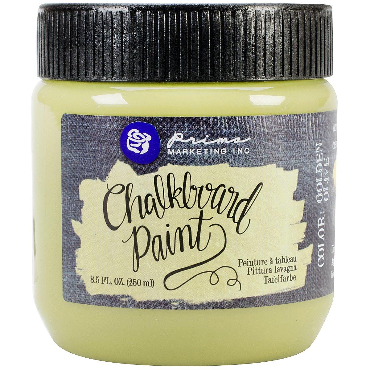 Amazon.com: Prima Marketing Chalkboard Paint, 8.5-Ounce, Sea Breeze