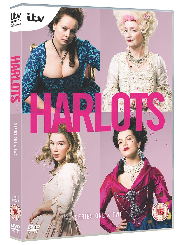 Harlots Series 1&2 [DVD] [2019]: Amazon co uk: Ellie Heydon
