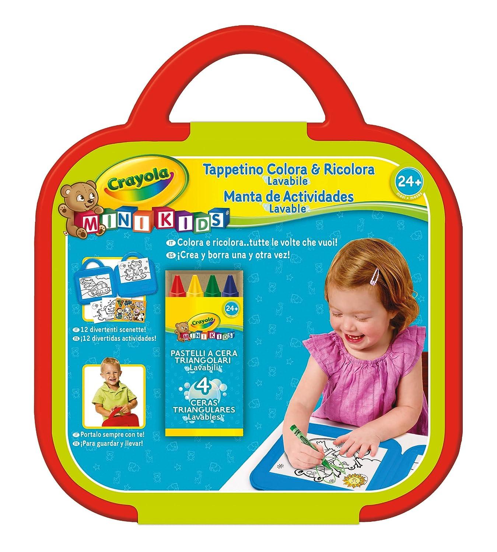 Crayola Set de actividades de borrado en seco: Amazon.es: Juguetes y ...