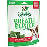 Greenies BREATH BUSTER Bites Crisp Apple Flavor