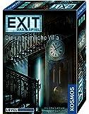 Kosmos Spiele 694036 - Exit - Die unheimliche Villa