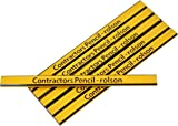 Rolson Contractors Pencil - 6 Pieces
