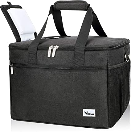 30 Can Softside Insulated Leakproof Cooler Bag Lunch Bag Lunch Tote Shopping bag