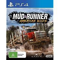 MudRunner American Wilds - PlayStation 4