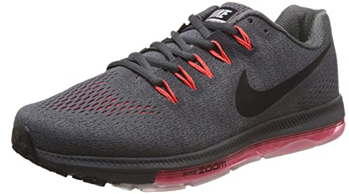 2280096fd5030 Nike Men s Air Zoom Pegasus All Out Flyknit Black Running Shoes - 8.5  UK India
