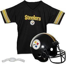 Franklin Sports NFL Team Licensed Youth Helmet and Jersey Set 08521d0f0