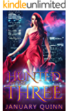 Hunted by the Three (Nightshade Book 1)