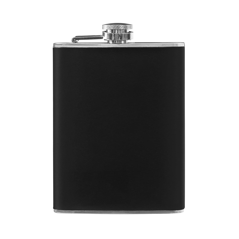 Premier Housewares Flasque Noir 236 ML