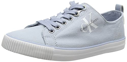 Dora Canvas, Womens Low-Top Sneakers Calvin Klein Jeans