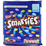 Original Nestle English Smarties 4 Pack Imported from The UK England