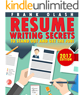 amazon com job hunter s resume writing guide 2017 how to