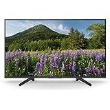 """Sony KD43XF7004BAEP - Smart TV de 43"""" 4K Ultra HD con Soporte de ángulo, Negro Mate"""