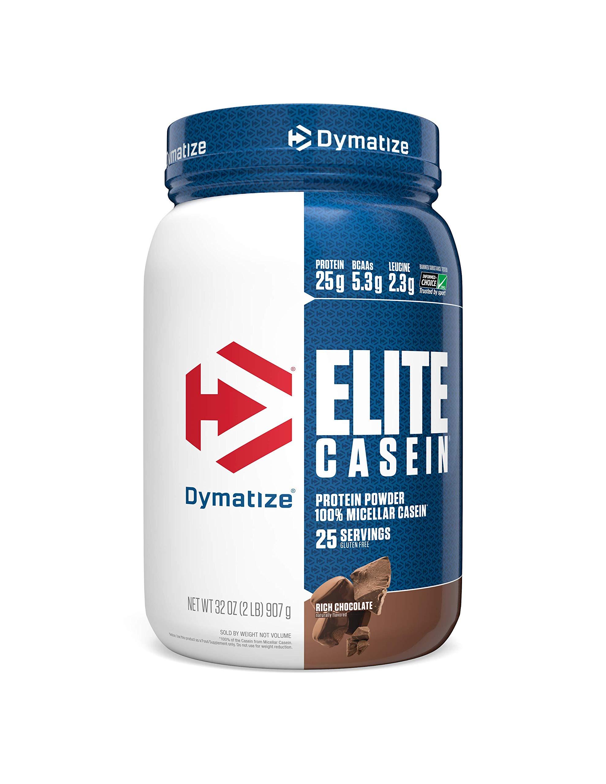 Dymatize Elite Casein Protein Powder