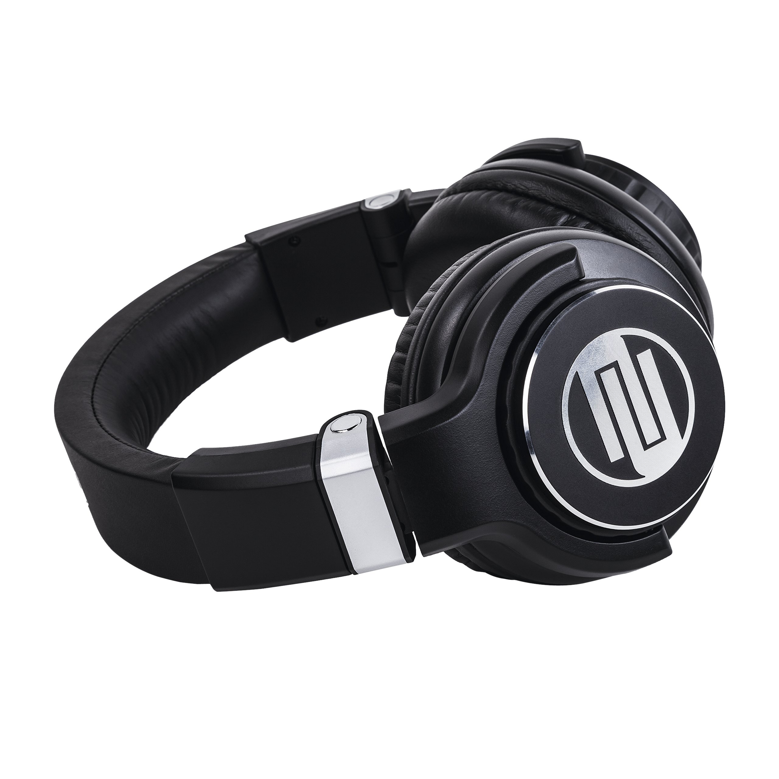Reloop RHP-15 Professional DJ Headphones, Closed Construction, 50mm Drivers