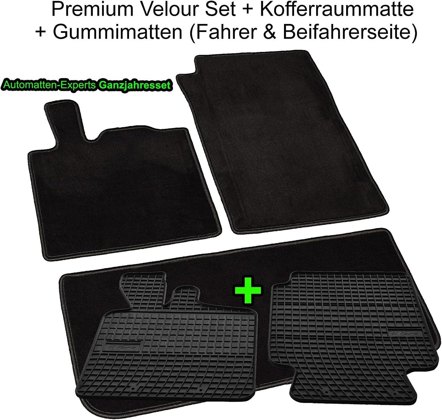 AME Auto-Gummimatten Fu/ßmatten Passgenau und mit Anti-Rutsch-Oberfl/äche 0454et Geruch-vermindert