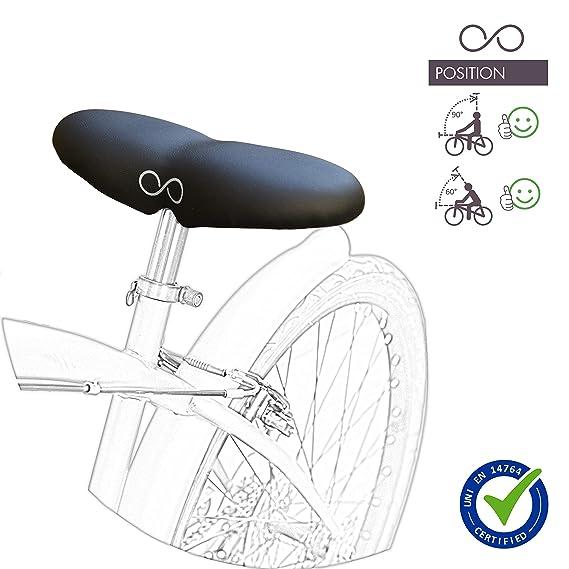 Disfruta de la Bicicleta sellOttO-I-A08
