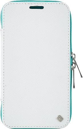 Telileo Carcasa 3553 Zip para Samsung Galaxy S4 Zara púrpura: Amazon.es: Electrónica