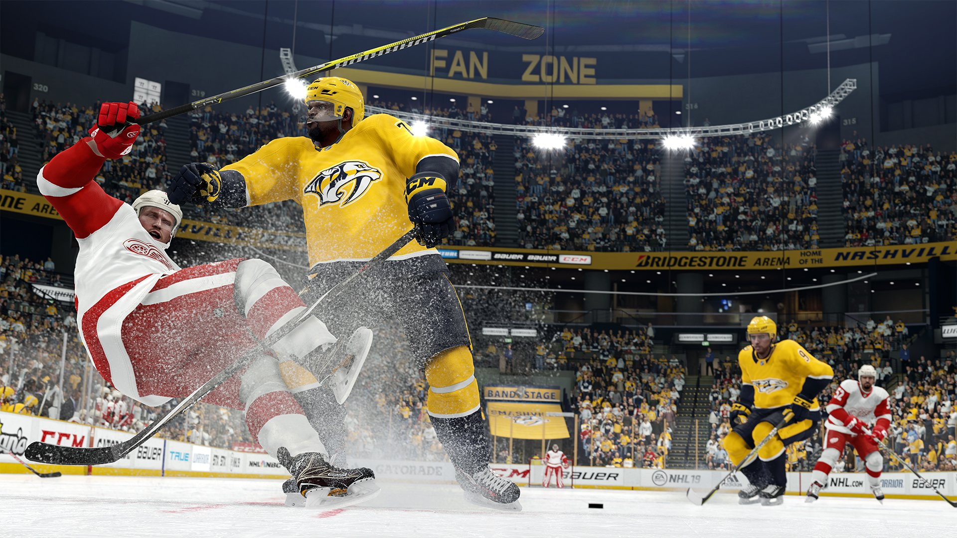 Image Unavailable. Image not available for. Color  NHL 19 - PlayStation 4 212e24282