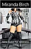 Breaking Him In: A New Slave for Mistress Lucy (Mistress Lucy's Estate Book 12) (English Edition)
