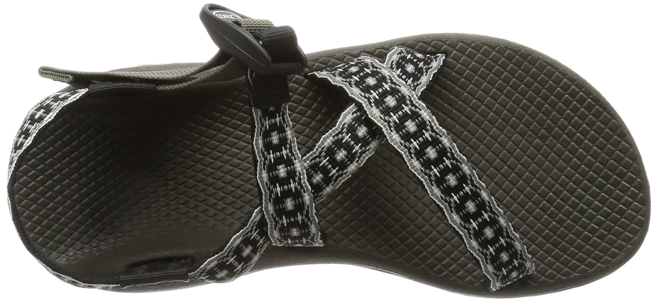 Chaco Women's Zcloud Sport Sandal, Venetian Black, 9 M US by Chaco (Image #8)
