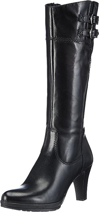Tamaris Damen 25533 Stiefel, Schwarz (Black), 36 EU