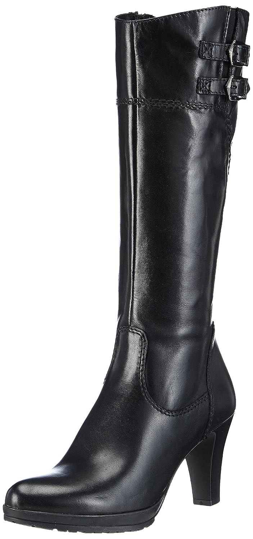 Tamaris Women s 25579 Cold Lined Classic Boots Long Length Black Size  3   Amazon.co.uk  Shoes   Bags fd1e17e72c