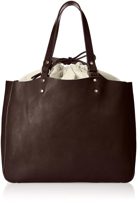 [スロウ] トートバッグ bono tote bag 4920003 B075LBTDR3 チョコ チョコ