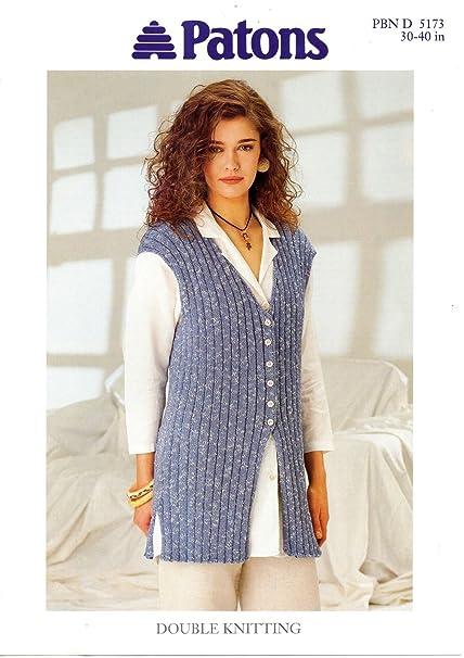 a9fbe2e1c Knitting Pattern Patons 5173