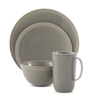 Wedgwood 4 Piece Vera Gradients Place Setting Clay  sc 1 st  Amazon.com & Amazon.com | Wedgwood 4 Piece Vera Gradients Place Setting Clay ...