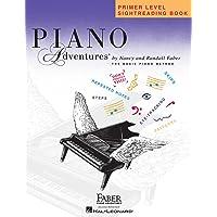 Primer Level Sightreading Bk Faber Piano Adventures