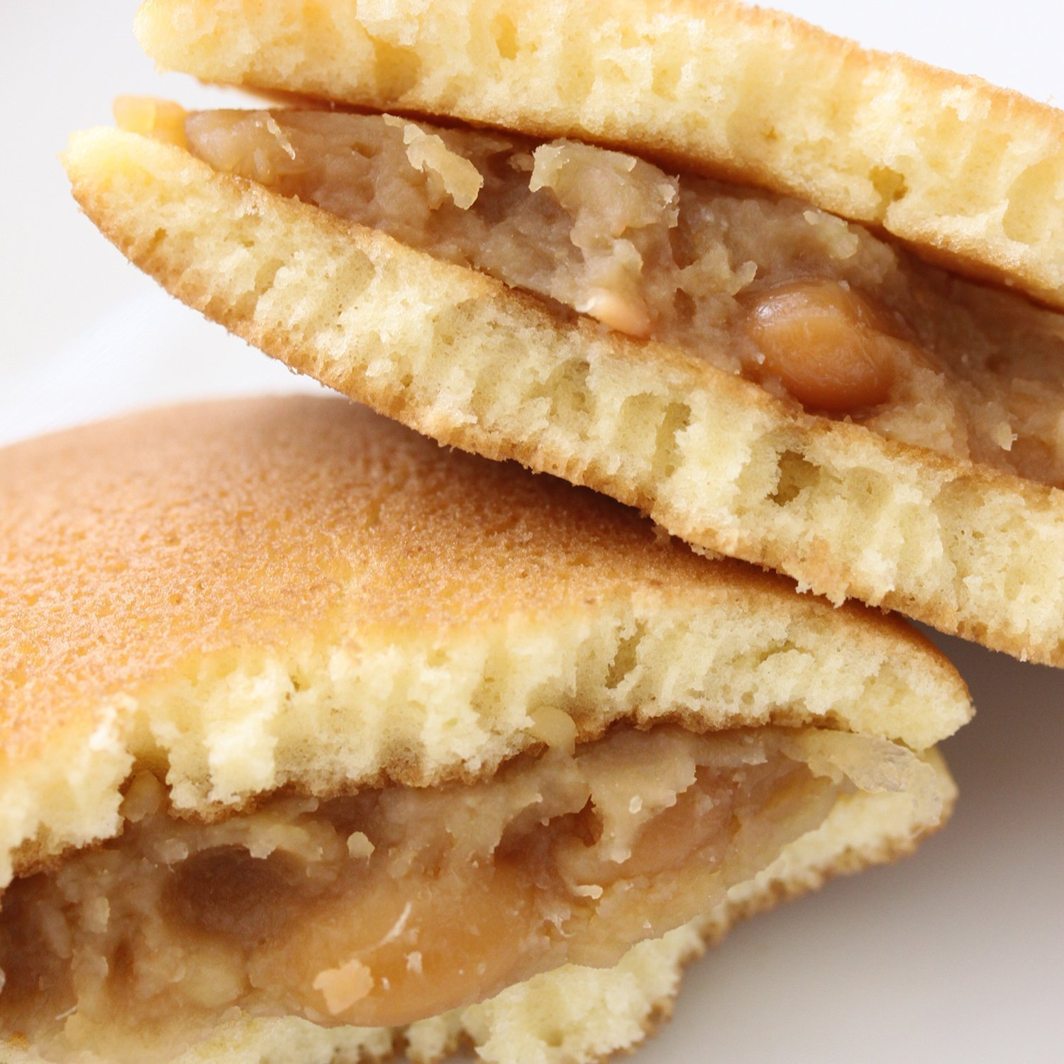 Soy milk dorayaki sugar not used one (soy bean paste) 60g by KanbayashiDo
