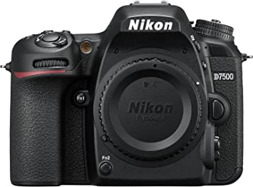 Nikon D7500 Digital Slr Im Dx Format Kamera