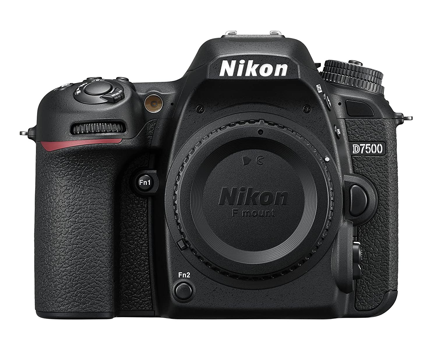 Nikon D7500 Digital DSLR Camera Body - Black
