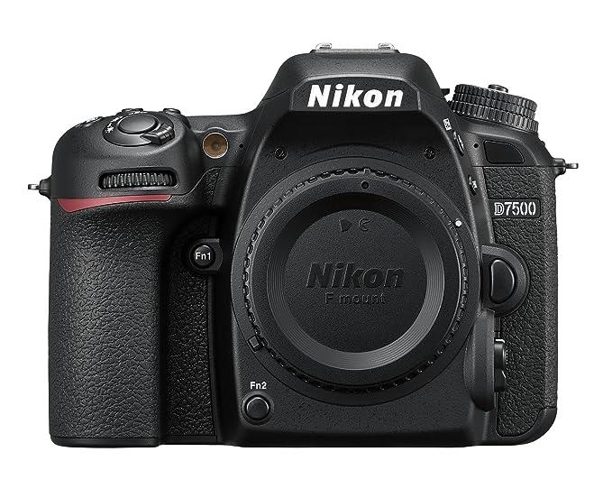 6 opinioni per Nikon D7500 + AF-S DX NIKKOR 16-80 VR SLR Camera Kit 20.9MP CMOS 5568 x