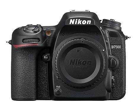 NIKON D7500 AMAZON PRECIO