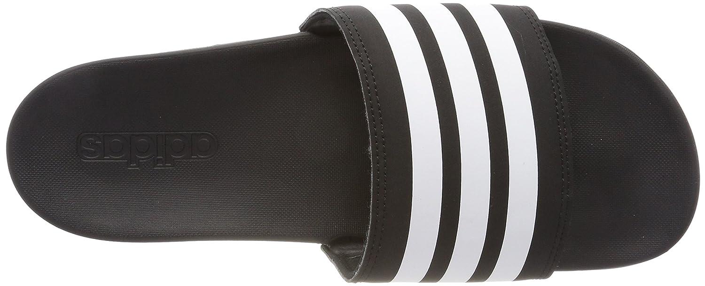 brand new 6adef bc543 adidas Adilette Comfort, Scarpe da Spiaggia e Piscina Donna, Nero (Core  BlackFootwear White), 38 EU Amazon.it Scarpe e borse