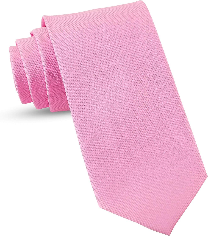 Luther Pike Seattle Handmade Ties For Men: Skinny Woven Slim Tie Mens Ties: Thin Necktie, Solid Color & Dots Neckties