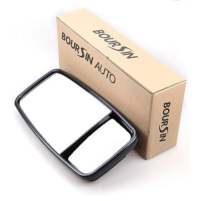 Passenger Side Door Mirror For ISUZU NPR NPR-HD NQR NRR 3.0L 5.2L 6.0L 2008-2020: Automotive