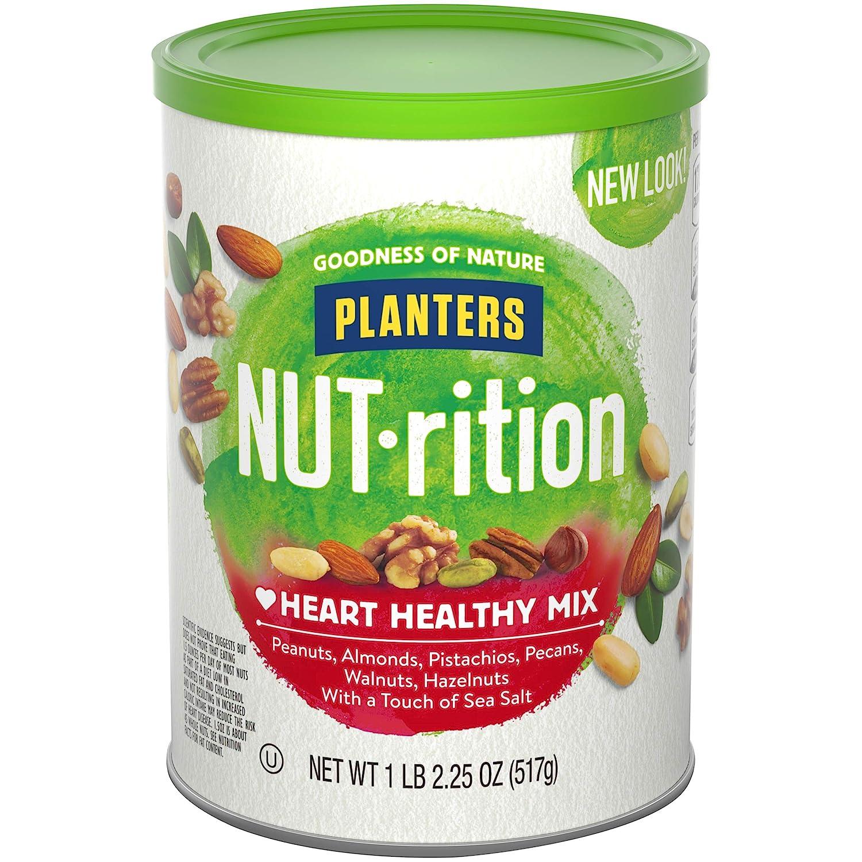 NUT-rition Heart Healthy Mix (1LB 2.25 OZ)