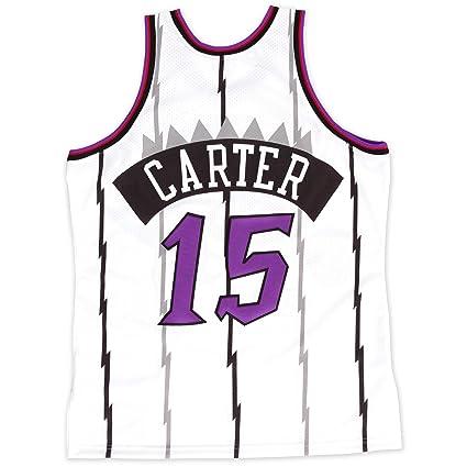 online retailer ce31a 09bdc Vince Carter 1998-99 Jersey Toronto Raptors NBA Basketball ...