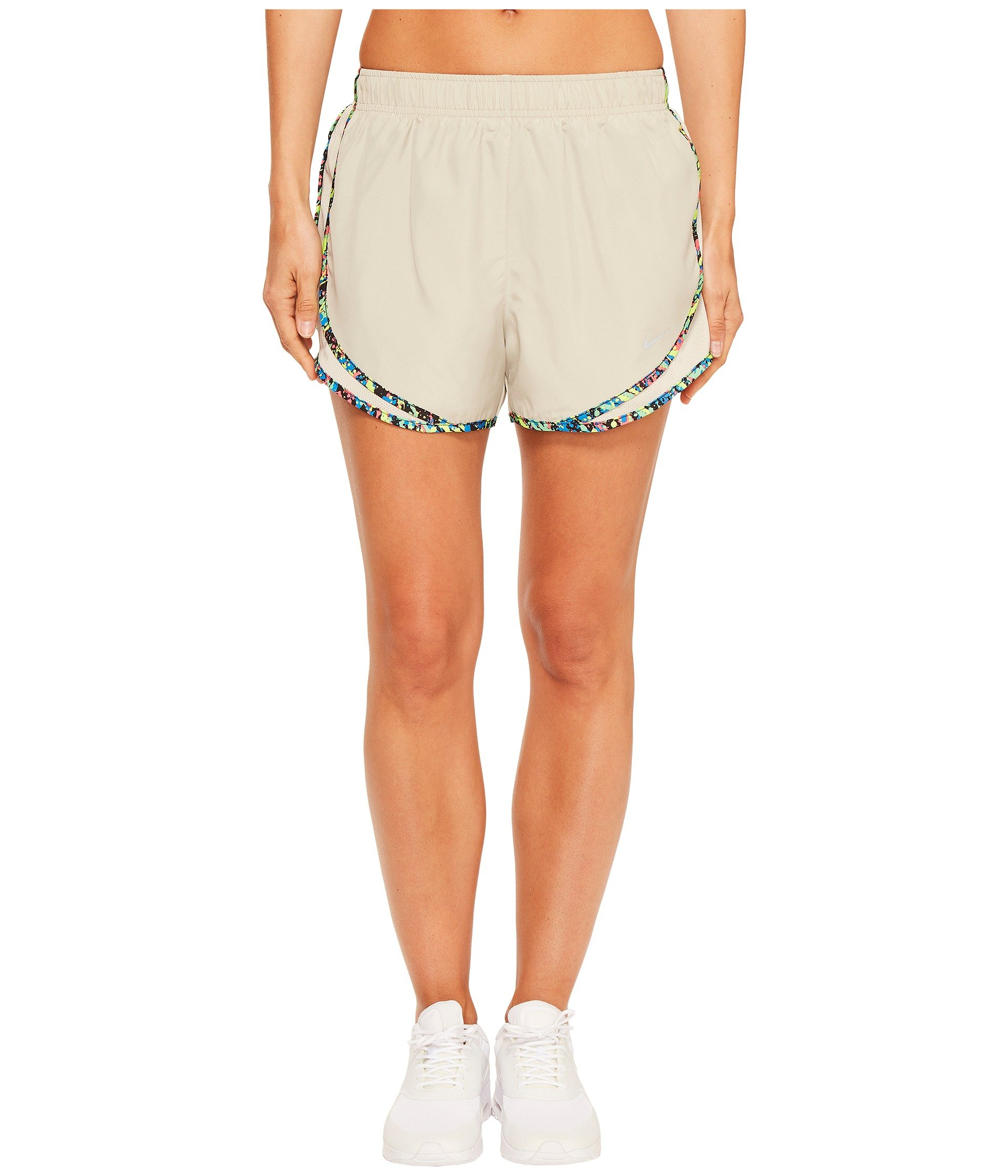 Nike Dry Tempo Short Pale Grey/Wolf Grey/Wolf Grey Women's Shorts by Nike