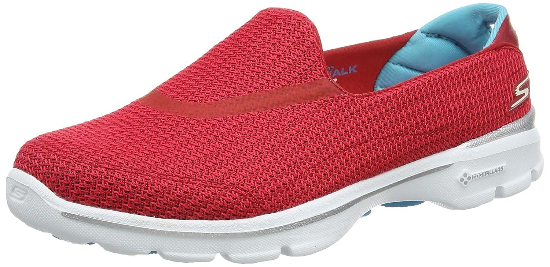 Skechers Go Walk 3 Damen Sneakers: Amazon.de: Schuhe & Handtaschen
