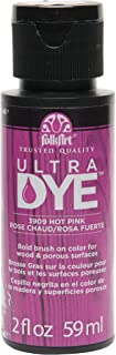 product image for FolkArt Ultra Dye in Assorted Colors (2 oz), 3909 Hot Pink