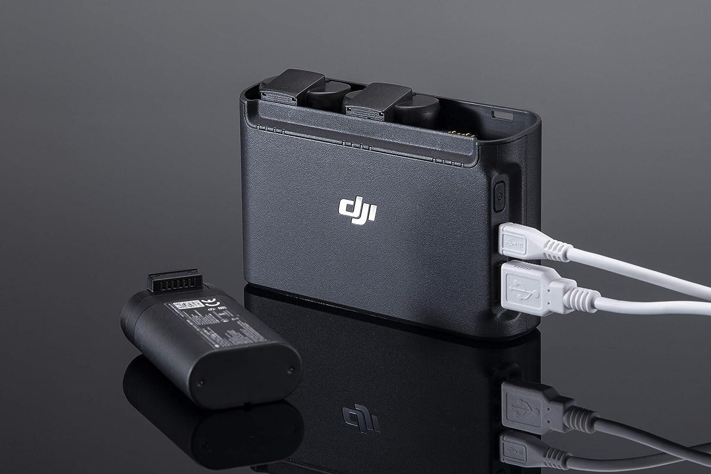 DJI Mavic Mini Part 10 Two-Way Charging Hub Charge jusqu/à 3 Batteries Recharge de Batterie pour Drone HUB de Charge pour Batterie Mavic Mini Power Bank Stock et Transport de Batterie