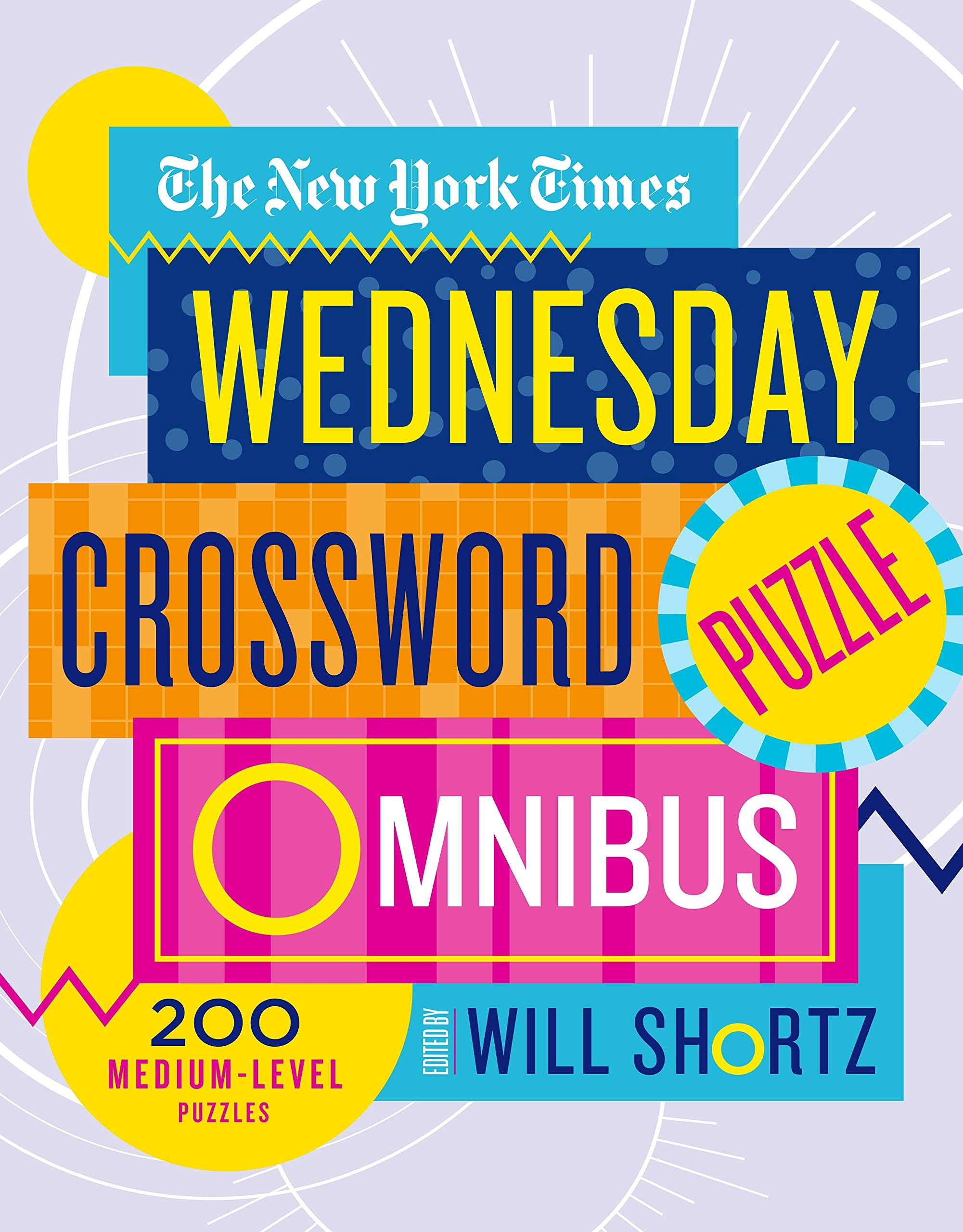 The New York Times Wednesday Crossword Puzzle Omnibus