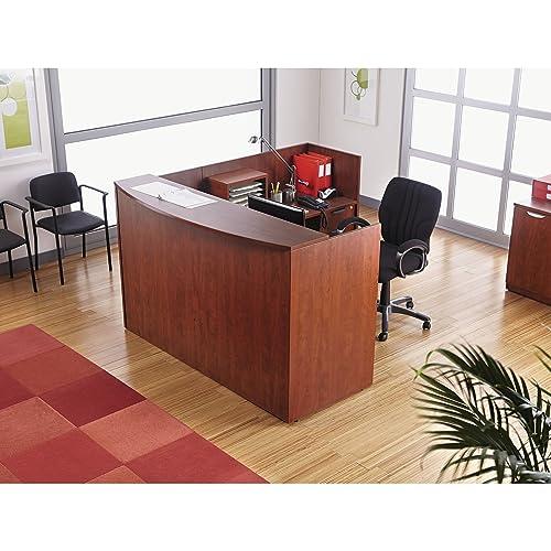 Reviewed: Alera Valencia Series Reception Desk
