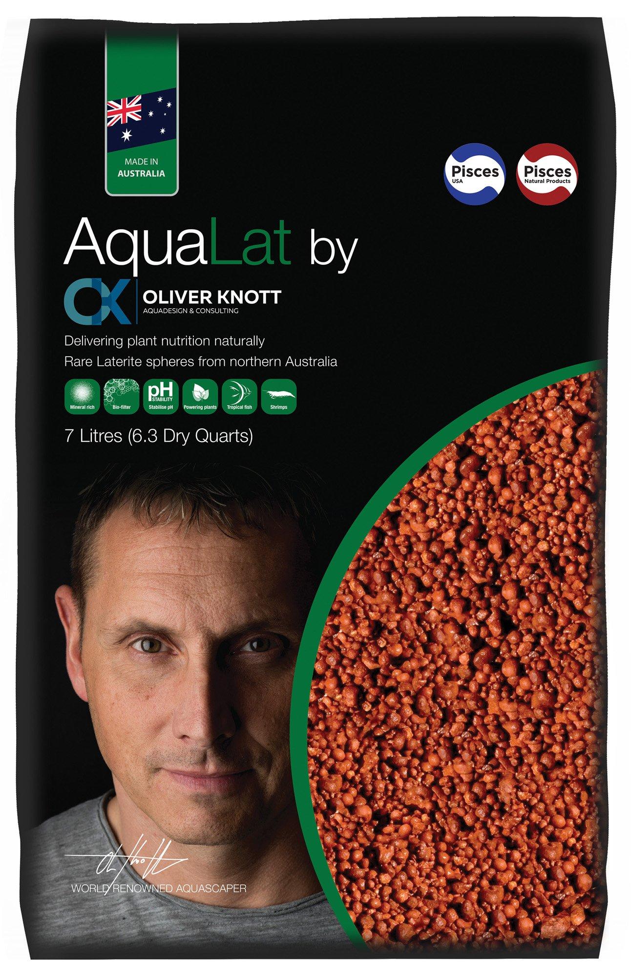 Oliver Knott AQUALAT Power Plant Growth, 7 L
